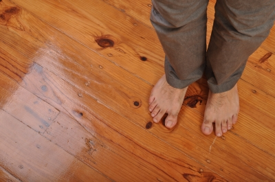 Blood Circulation in Feet
